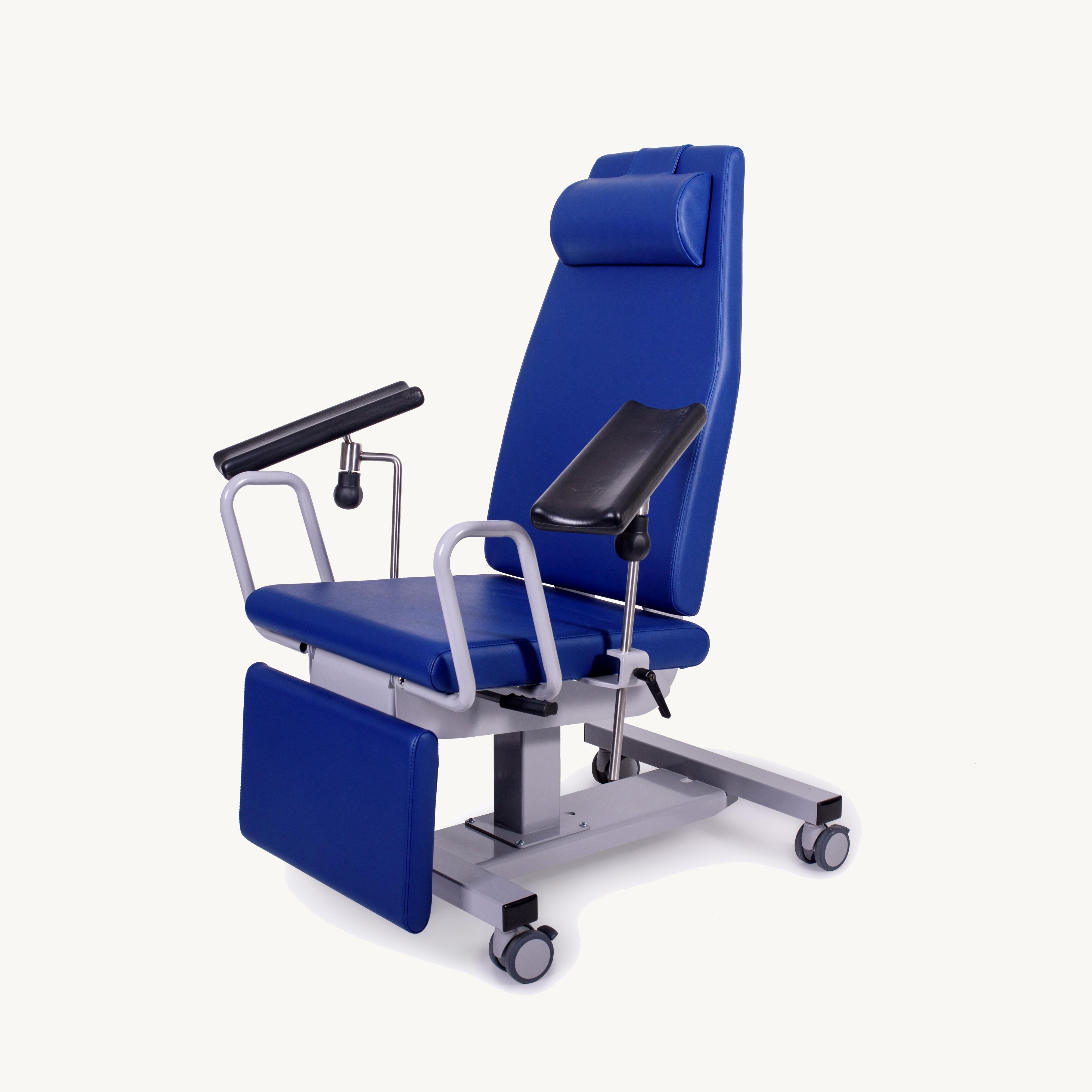Vouwstoel Met Beensteun.Patienten En Behandelstoelen Meneer Kooi